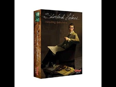 Sherlock Homes Consulting Detective