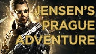 Deus Ex Mankind Divided - Jensen