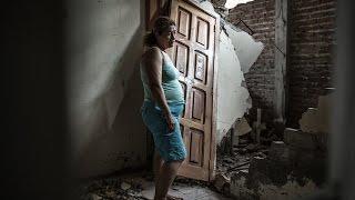 Sin consuelo, testimonio de Alba, Terremoto Ecuador