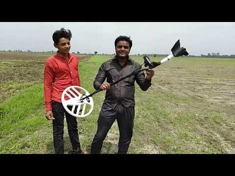 Teknetics t2 indian metal detecting