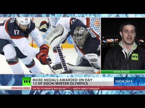 Canada beats US in dramatic women's hockey final