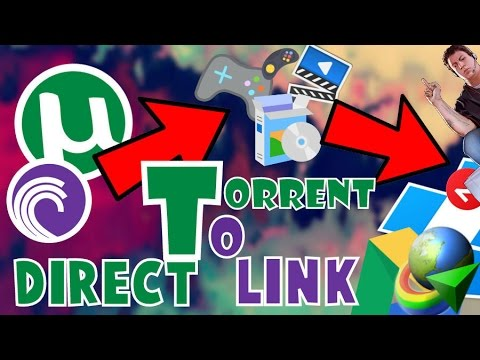HOW TO DOWNLOAD TORRENT FILES WITH IDM DIRECT LINK UNLIMITED SIZE -NO ZIGBIZ [WORKING 100%] - 2017 !