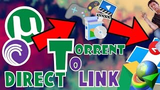 HOW TO DOWNLOAD TORRENT FILES WITH IDM DIRECT LINK UNLIMITED SIZE -NO ZIGBIZ [WORKING 100%] - 2019 !