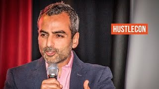 How to Beat Procrastination with Andrew Warner, the Founder of Mixergy - Hustle Con 2015