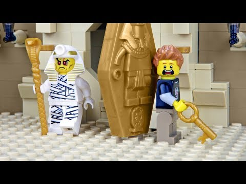 Lego Museum - The Mummy thumbnail