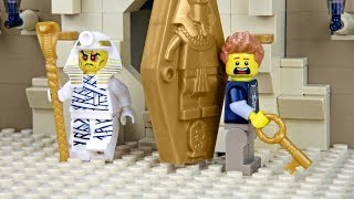 Video Lego Museum - The Mummy download MP3, 3GP, MP4, WEBM, AVI, FLV Juli 2018