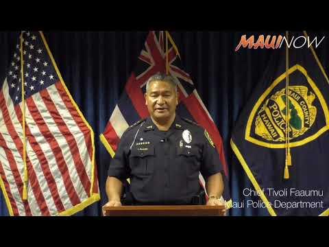 Molokai Officer Arrested