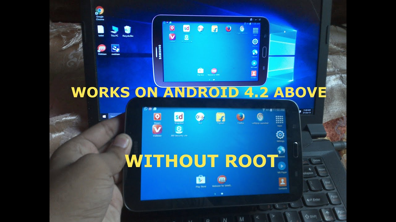 Camera Control Android Phone control android phone from pc 2016 with mobizen without root