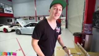 BMW M3 Kompressor - Update 1 - Sound Check & BMW M5 F10 - Simon MotorSport
