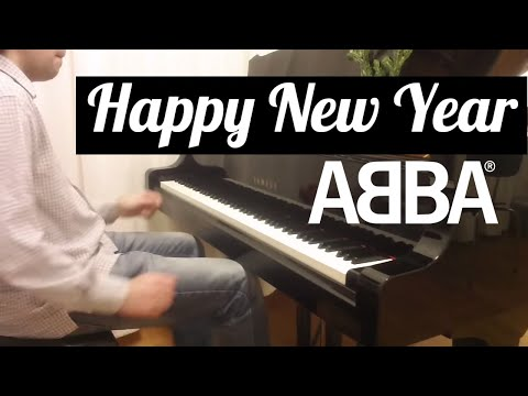 ABBA  Happy New Year Piano   Lucky Piano Bar Eugene Alexeev