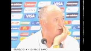 Jangadeiro Esporte Clube - Derrota do Brasil