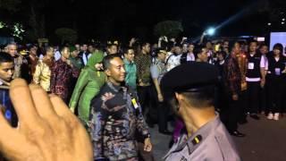 Presiden Jokowi menghadiri Perayaan Tri Suci Waisak 2559BE-2015