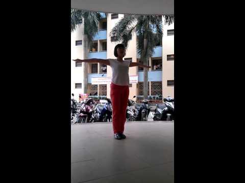 Bài thể dục 80 động tác - HPU