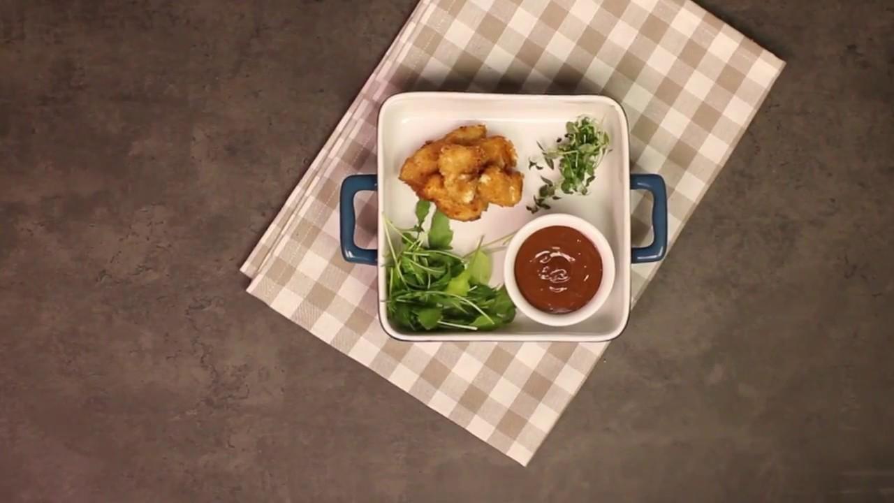 Szybki Obiad Dla Dzieci Nuggetsy Z Kurczaka Youtube