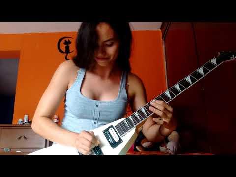 Amon Amarth - As loke falls ( Guitar cover )