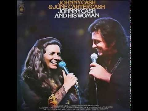 Johnny Cash & June Carter Cash – Johnny Cash And His Woman