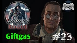 ASSASSINS CREED ROGUE #23 - GIFTGAS In NEW YORK | Assassin´s Creed deutsch
