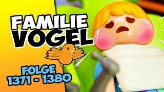 Playmobil Filme Familie Vogel: Folge 1371-1380 Kinderserie | Videosammlung Compilation Deutsch