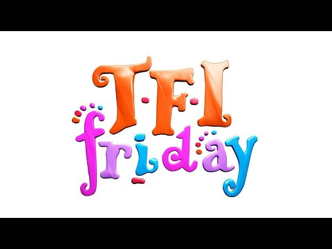 TFI Friday - London European Grand Prix (1997/8