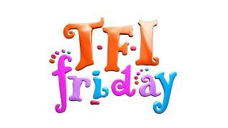 TFI Friday - London European Grand Prix (1997/8