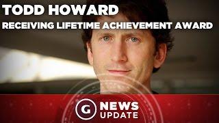 Fallout 4, Skyrim Director Getting Lifetime Achievement Award - GS News Update