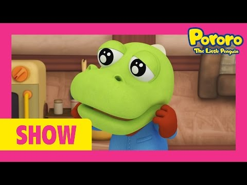 [Pororo english show] #2 Give it to me, Please | Learn English with Pororo | Kids Animation