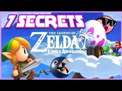 7-secrets-sur-zelda-link's-awakening-!