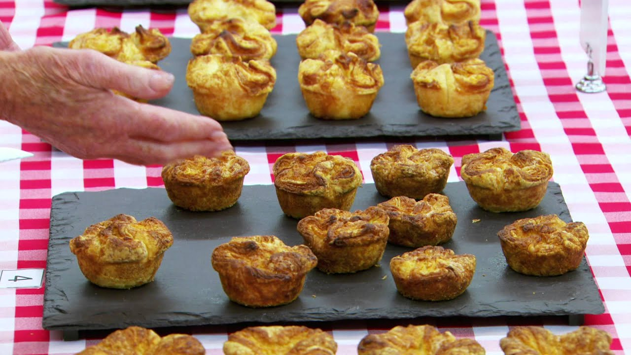 The Great British Bake Off - Pastry - YouTube