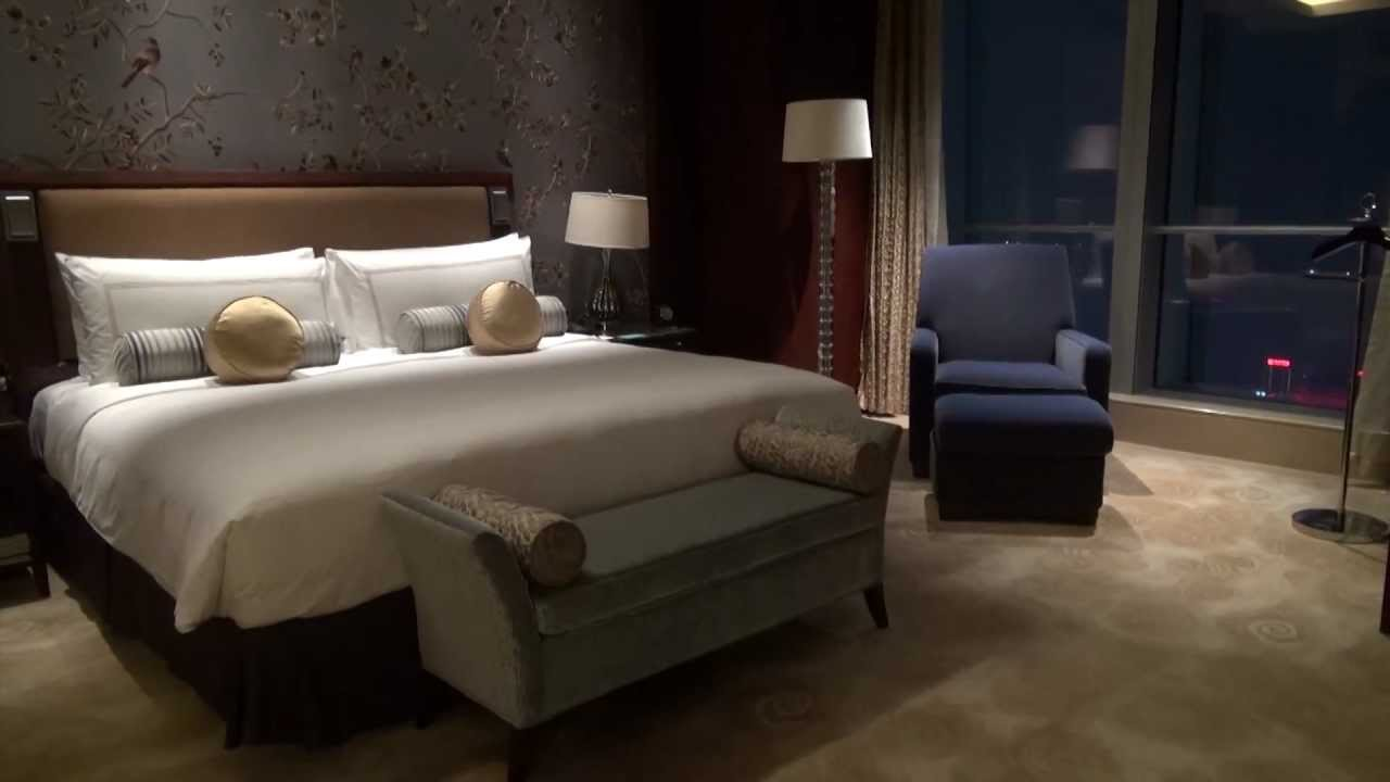 China luxury hotel suite in Beijing costing US13000 a
