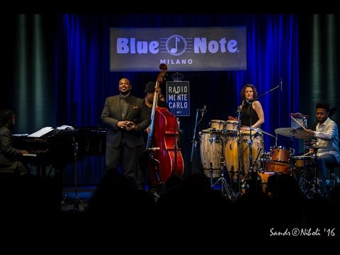 Jeremy Pelt Quintet - Cry Freedom / Evolution - Live @ Blue Note Milano