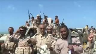 الجيش الوطني اليمني يعلن تقدمه باتجاه مدينة المخا