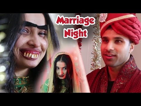 Marriage Night And Blind Date with Nasreen | Rahim Pardesi