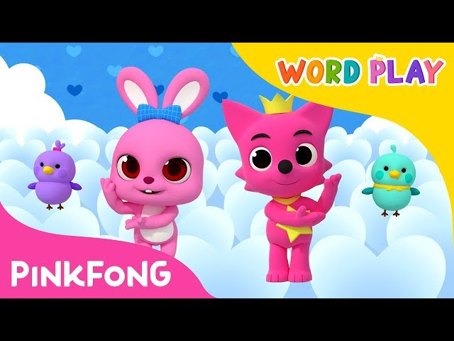 Skidamarink | Word Play | Pinkfong Songs for Children