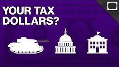 Where Do Your Tax Dollars Go?