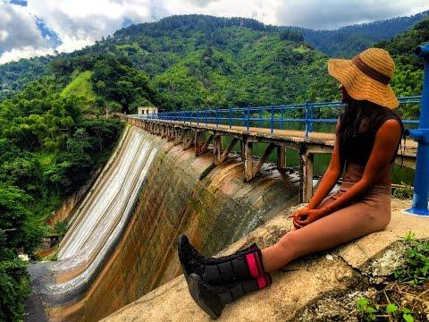 VISIT TO FALLING EDGE WATERFALLS & HERMITAGE DAM