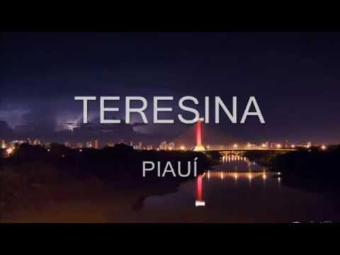 TERESINA - PIAUÍ  - LUGARES E PONTO TURÍSTICOS  (HD)