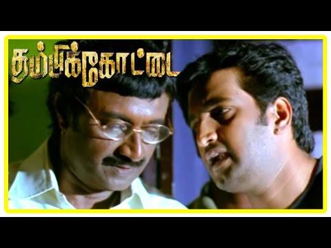 Thambikottai tamil movie   Scenes   Narain falls for Poonam Bajwa   Santhanam   M S Baskar