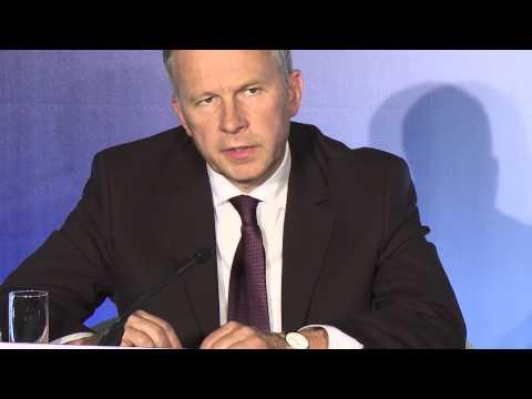 Euro Conference Latvia - Press Conference - 12 September 2013