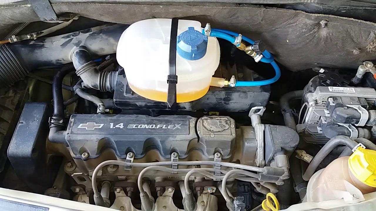 772be108082 Vapor de Gasolina Meriva 1.4 funcionando só no Vapor De Gasolina provando  que funciona