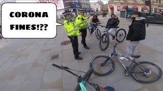 WE GOT STOPPED BY THE POLICE!!