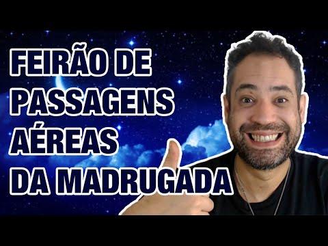 Feirão Da Madrugada Passagens Aéreas  - TOP 10 Dicas de Como Encontrar!
