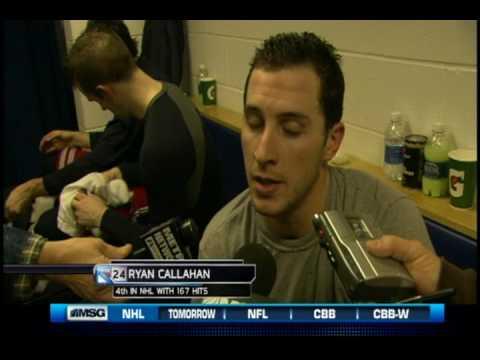 Ryan Callahan (01/17/10)