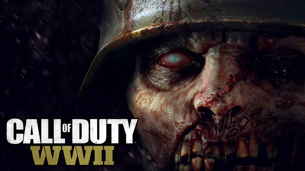 Download Call Of Duty: World War II - Nazi Zombies Reveal Trailer @ 1080p (60ᶠᵖˢ) HD ✔