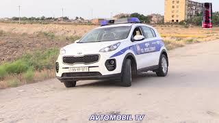 DYP-dən Qaçan Sürücü Saxlama Əməliyyatı - ÖZƏL GÖRÜNTÜLƏR