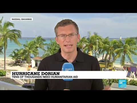 Death toll from Hurricane Dorian expected to rise in the Bahamas, 13,000 homes damaged or destroyed