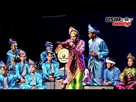 Konsert Dikir Barat Karoot 1Malaysia i-FESSEM'14
