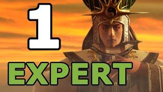Kessen 2 Expert (Liu Bei) Walkthrough Part 1 - No Commentary Playthrough (PS2)
