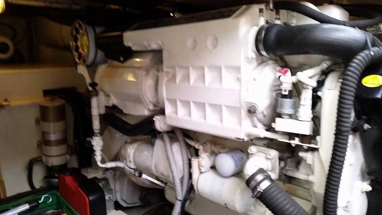 Volvo Penta TAMD 74 EDC - YouTube