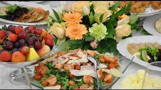 кейтеринг(Ресторан выездного обслуживания Happy-catering. Организация корпоративных и частных мероприятий., 2016-01-25T23:15:08.000Z)