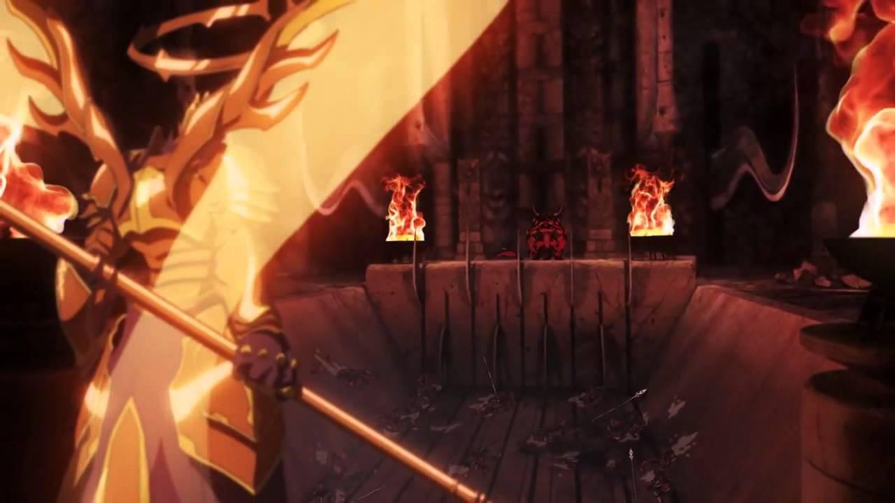 O Despertar Da Ira Entre Anjos E Demônios